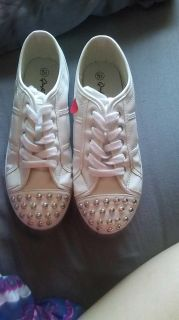 5.5 sneakers from Charlotte Russe