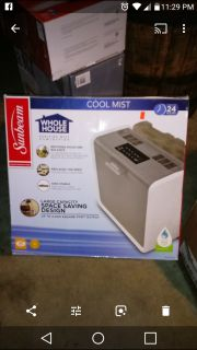 Whole Home Cool Mist Humidifier
