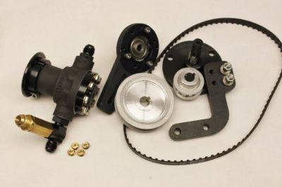 Mechanical Pump, belt drive, valves for Carburetors