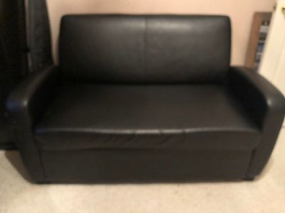 Couch with Fold Out Bed
