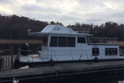 1978 Carlcraft Houseboat