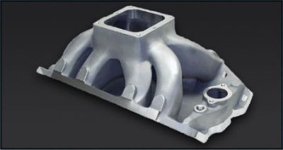 Sell PRO-FILER 208-9 HITMAN INTAKE MANIFOLD FITS PRO-FILER HITMAN 12 DEG. HEADS motorcycle in Coldwater, Michigan, United States, for US $799.99