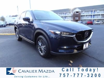 2018 Mazda CX-5 Grand Touring (Crystal Blue)