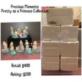 Precious Moment figurines