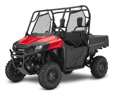 2018 Honda Pioneer 700 Utility SxS Panama City, FL