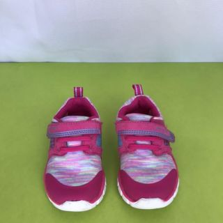 Pink light up sneakers