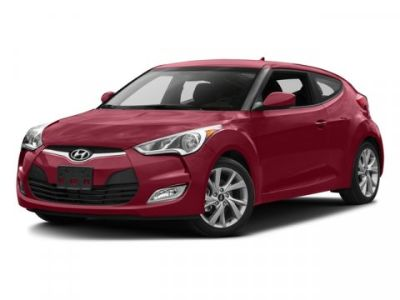2017 Hyundai Veloster Base (Triathlon Gray Metallic)