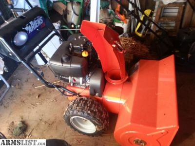 """For Sale/Trade: Ariens Professional Two-Stage (28"""") 11.5-HP Snow Blower"""