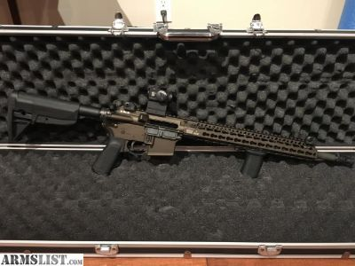 For Sale: Preban BCM AR15 5.56