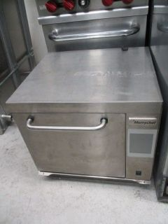 2014 Merrychef Convection and Microwave Oven RTR#7123433-06