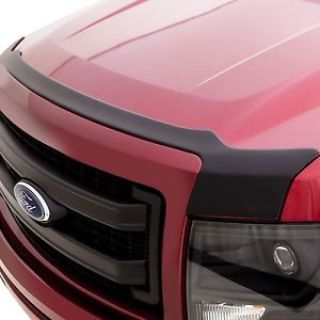 Purchase AVS 377095 Aeroskin Matte Black Hood Shield Bug Deflector 2016 Nissan Titan XD motorcycle in Story City, Iowa, United States, for US $69.99