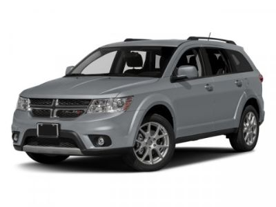 2017 Dodge Journey SXT (Billet Clearcoat)