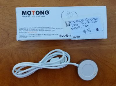 MOTONG charger dock for Huawei watch 1st