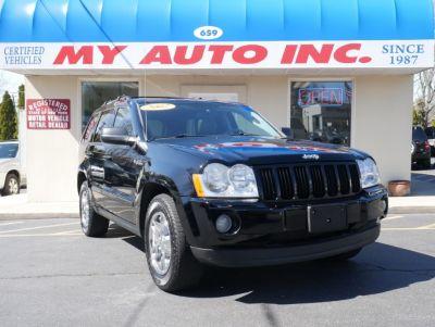 2007 Jeep Grand Cherokee Laredo (Black)