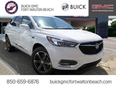 2019 Buick Enclave Premium Group (summit white)