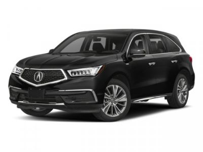 2018 Acura MDX MDX AWD TECH ()