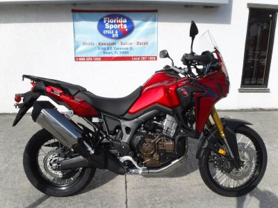 2017 Honda Africa Twin DCT Dual Purpose Motorcycles Stuart, FL