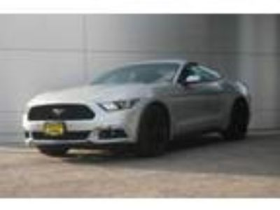 New 2017 Ford Mustang Coupe