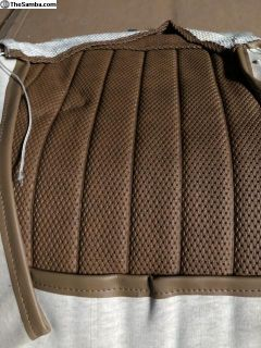 70-73 Type 3 Tan front seat covers