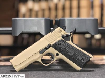 For Sale: ROCK ISLAND ARMORY M 1911 -A1 FDE 9MM $499