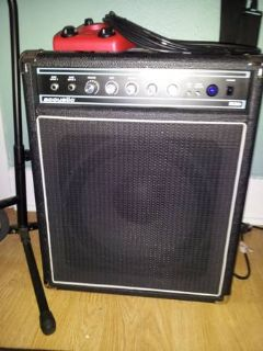 Nearly new ACOUSTIC (brand) B-20 BASS AMP 1x12