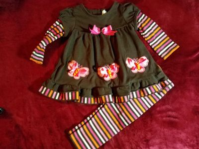 12 month 2pc outfit
