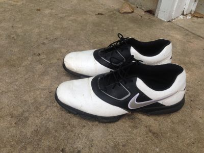 Mens Nike Golf Shoes Size 13