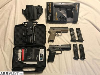 For Sale: Sig Sauer P320 Package