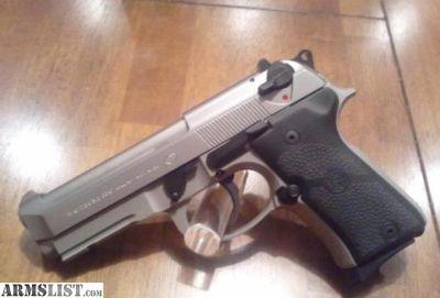 For Sale: Beretta 92fs inox compact