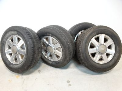 F150 King Ranch 18Wheels & Tires Set of 4