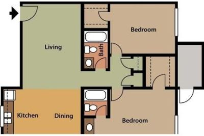 3 bedrooms Apartment - Racquet Club has been designed for an elegant and luxurious lifestyle.