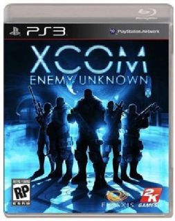XCOM Enemy Unknown - PS3 PlayStation 3 game includes elite soldier pack