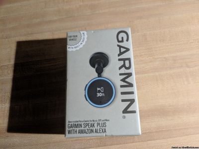 Garmin GPS Amazon Alexa plus