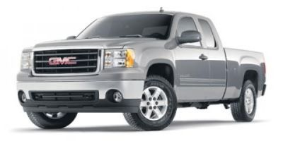 2008 GMC Sierra 1500 SLX (Steel Gray Metallic)