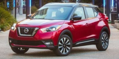2018 Nissan Kicks S (Brilliant Silver)