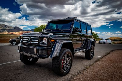 2017 Mercedes G550 4x4 Squared For Sale