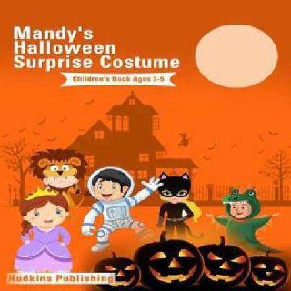 Mandy's Halloween Surprise Costume