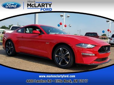 2018 Ford Mustang GT FASTBACK (Race Red)