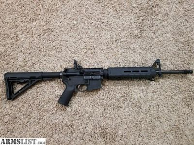 For Sale: Magpul Nitride AR15