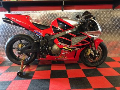 2003 Honda RC RVT1000