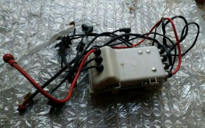 Sell 1995 Seadoo SPI Electrical Box - Coil Solenoid Mpem Ebox XP GTI SP GTS 580 587 motorcycle in Lambertville, Michigan, United States, for US $275.00
