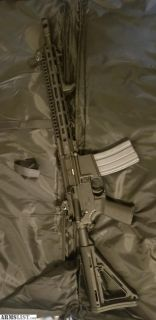 For Sale: Midwest industries ar15