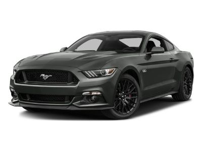 2016 Ford Mustang GT (Magnetic Metallic)