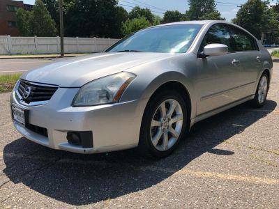 2007 Nissan Maxima 3.5 SE (Gray)