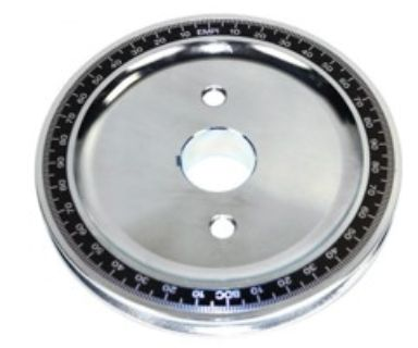 BILLET STEEL PULLEY
