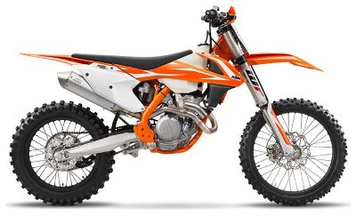 2018 KTM 350 XC-F Competition/Off Road Motorcycles Bennington, VT