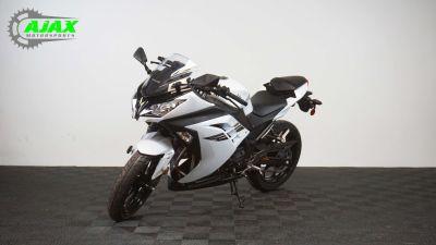 2017 Kawasaki Ninja 300 ABS Sport Motorcycles Oklahoma City, OK