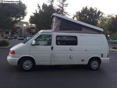 1999 Eurovan Full camper Clean Title,3 Row Seats