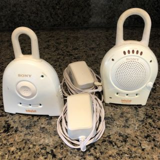 Working Sony BabyCall Monitor - Rechargeable!