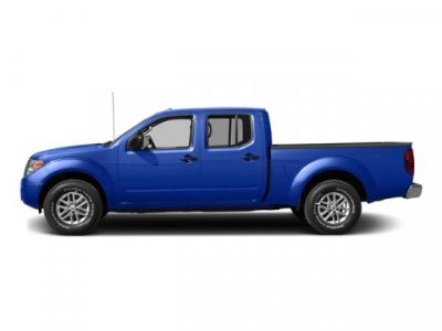2015 Nissan Frontier SE V6 (Metallic Blue)